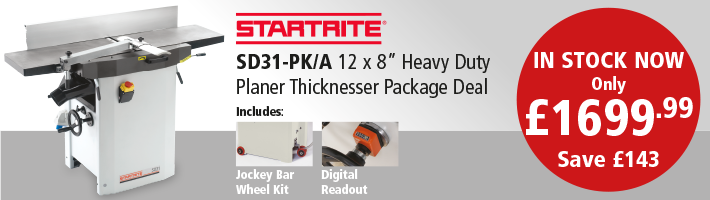 Startrite SD31 Package Deal