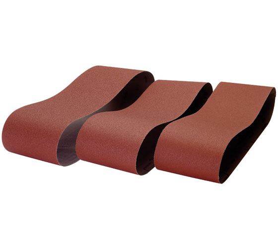 BDS250/B1-3PK 150 x 1220mm 60 Grit 3 Pack of Sanding Belts for BDS250