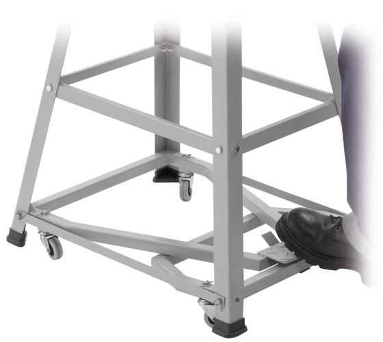 BS250-AW Stand & Wheel Kit for BS250