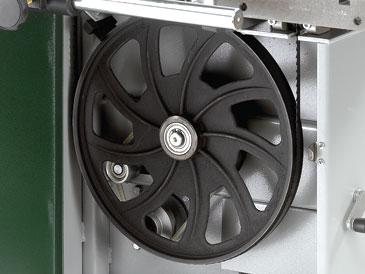Cast Iron Band Wheels