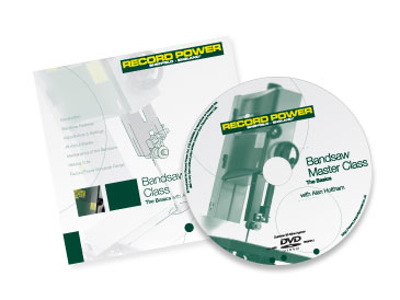 Bandsaw Masterclass DVD Included