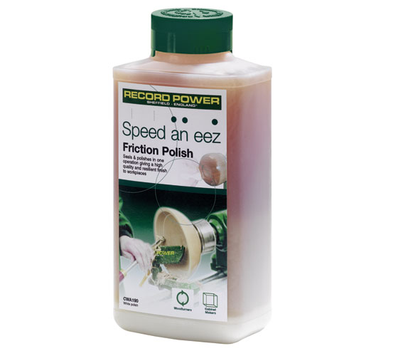 CWA190 Speed an eez Friction Polish Light 500ml