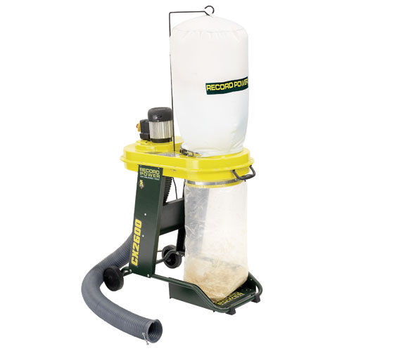 CX2600 Dust and Chip Extractor  - HVLP