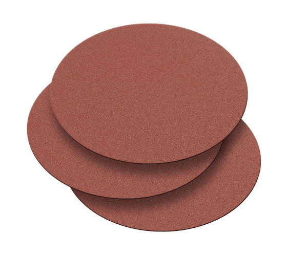 DMD/7G2 250mm  80 Grit 3 Pack of Self Adhesive Sanding Discs for BDS250