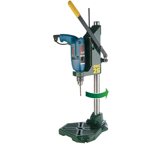 DMS/26 Cast Iron Adjustable Drill Stand