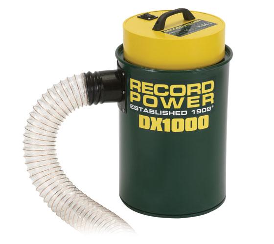 DX1000 Fine Filter 45 Litre Extractor - HPLV