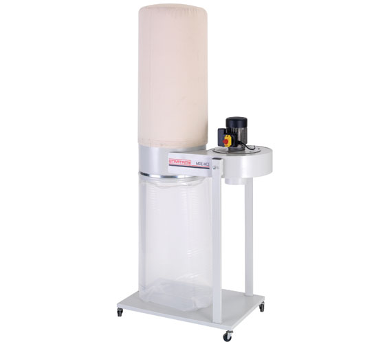 MDE-HCE/UK1 139 Litre Industrial Chip Extractor