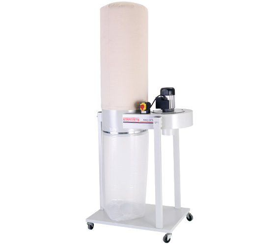 MDE-HCS/UK1 177 Litre Industrial Chip Extractor Single Phase