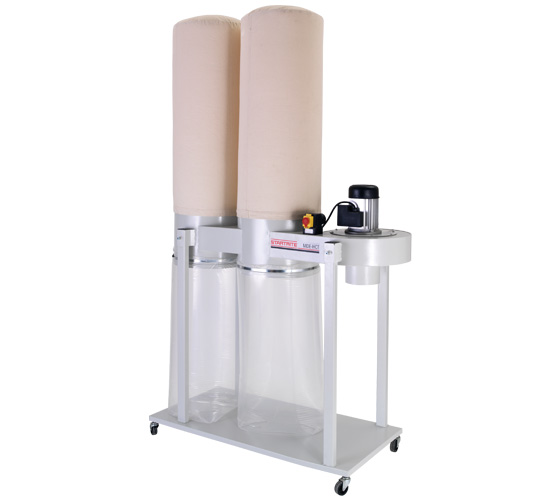 MDE-HCT/UK1 384 Litre Industrial Chip Extractor Single Phase