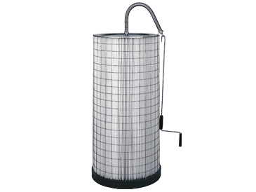 Optional Fine Filter Cartridge