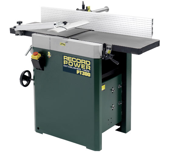 "PT300 12"" x 8"" Heavy Duty Planer Thicknesser"