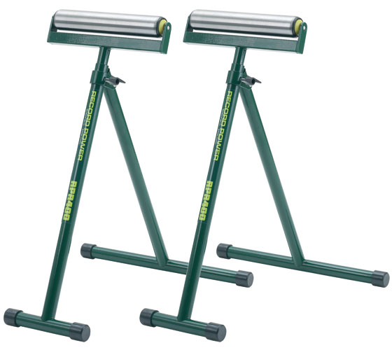 RPR400 Pair of Roller Stands