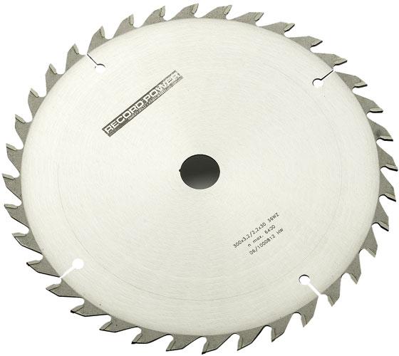 RPSB25020 250 mm X 30 mm Bore (Z=20 Teeth) TCT Saw Blade