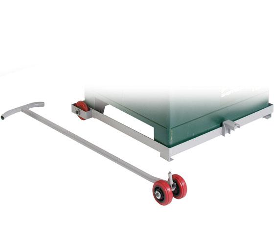 TS250RS-W Wheel Kit & Jockey Bar for TS250RS