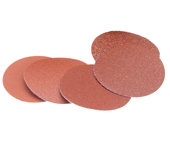 VD120 50 mm Velcro Backed Abrasive Disc 120 Grit, Pack 20