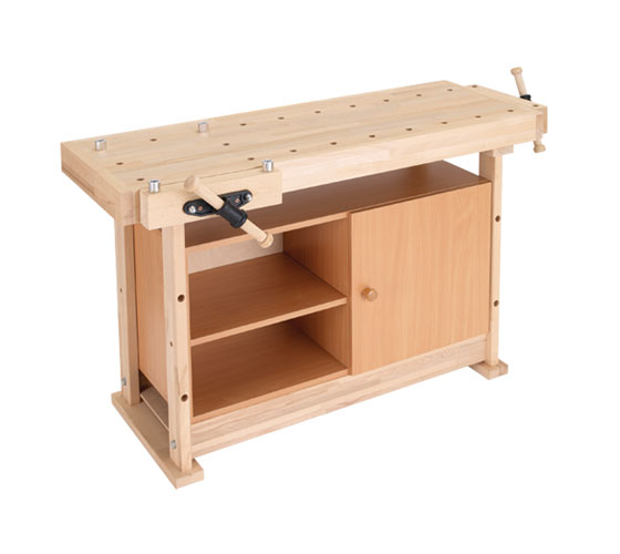 WB-PRO15 1500mm Premium Beech Workbench
