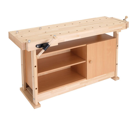 WB-PRO17 1700mm Premium Beech Workbench