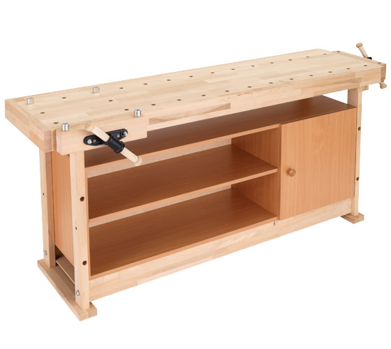 WB-PRO20 2000mm Premium Beech Workbench