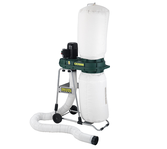 CX2000 54 Litre Compact Chip Collector