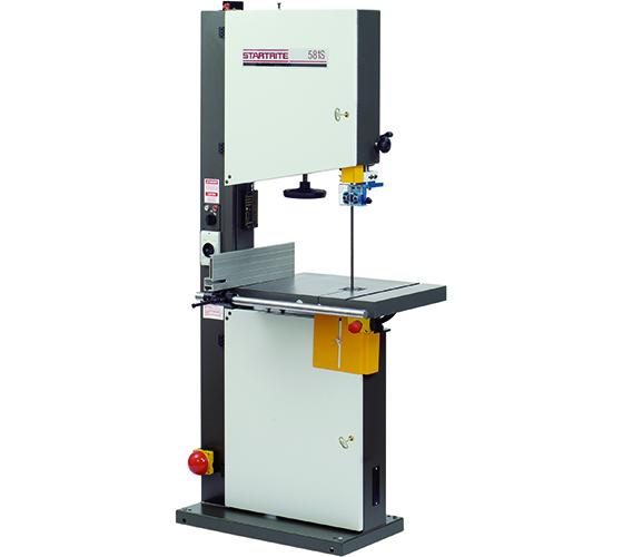 581S/UK1 Floorstanding Bandsaw 240V