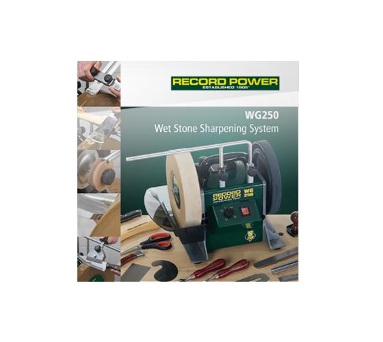 RPDVD12 Wetstone Sharpening System Tutorial DVD (WG250)