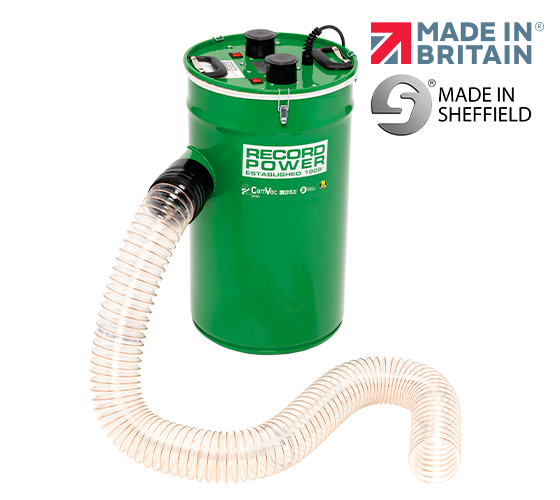 CGV336-4 Medium Extractor with 2 Metres of Hose and Easy-Fit Cuff