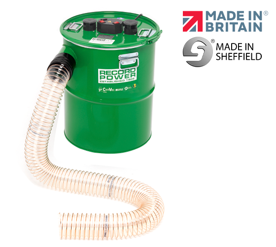 CGV386-5 Large Extractor with 2 Metres of Hose and Easy-Fit Cuff