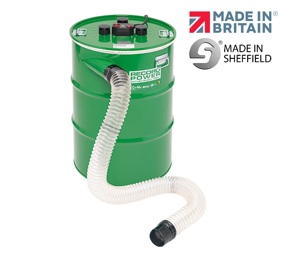 CGV486-6 Heavy-Duty Extractor with 2 Metres of Hose and Easy-Fit Cuff