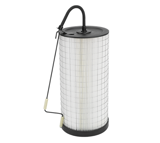MDE-FC450 Filter Cartridge 450mm X 1000mm With Manual Cleaning From Side