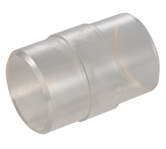 CVA250-21-102 2.5 Inch Clear Internal Connector