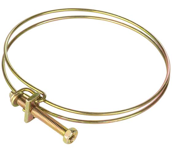 CVA400-50-120 4 Inch Wire Hose Clamp