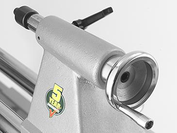New tailstock design