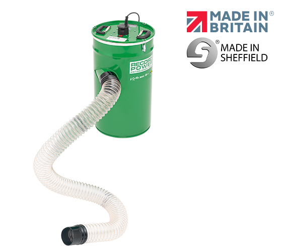 CGV336-3 Medium Extractor with 2 Metres of Hose and Easy-Fit Cuff