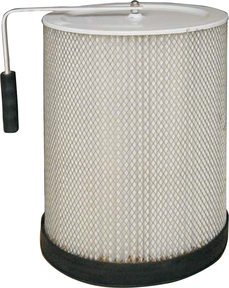 CX2500-FC Fine Filter Cartridge For CX2500 Chip Collector