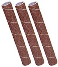 BBS1-3PK-20 3 Pack Sanding Sleeves, 60,80,120 Grit, 20mm x 90mm