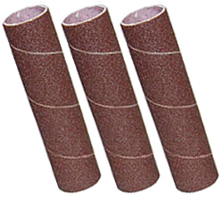 BBS1-3PK-38 3 Pack Sanding Sleeves, 60,80,120 Grit, 38mm x 140mm