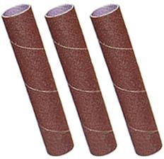 BBS2-3PK-25 3 Pack Sanding Sleeves, 60,80,120 Grit, 25mm x 140mm
