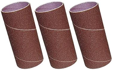 BBS2-3PK-76 3 Pack Sanding Sleeves, 60,80,120 Grit, 76mm x 230mm