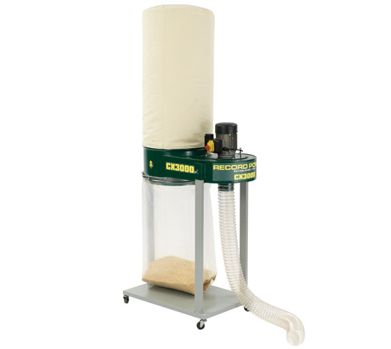 38100 Heavy Duty Dust and Chip Extractor