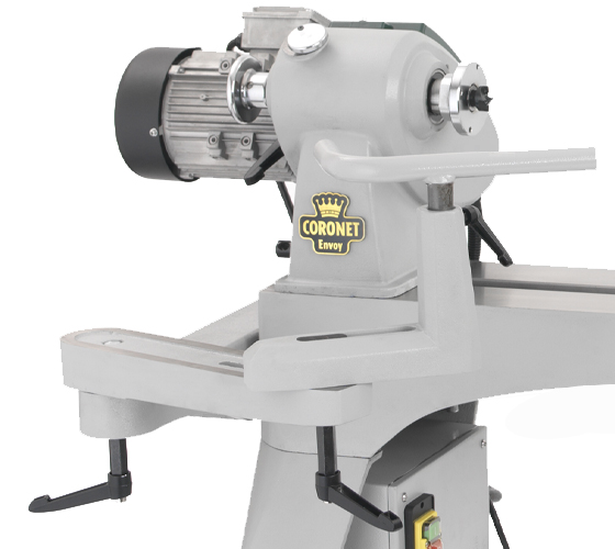 Outrigger Attachment for Envoy and Regent Lathes