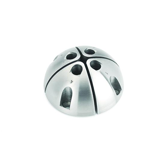 62301 Dome Jaws for SC1 & SC2 Mini Chucks