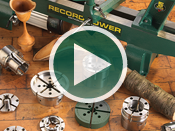 Introduction to the Record Power SC Range of Woodturning Chucks and Jaws